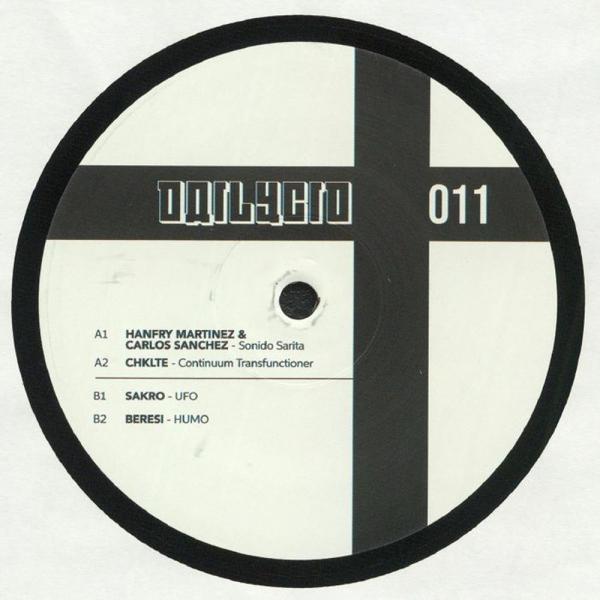 Various Artists - DAILYCID011