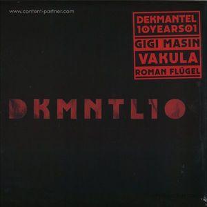 Various Artists - Dekmantel 10 Years 01