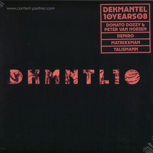 Various Artists - Dekmantel 10 Years 08