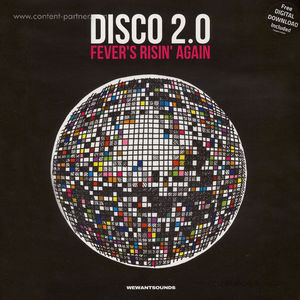 Various Artists - Disco 2.0 (2LP + MP3)