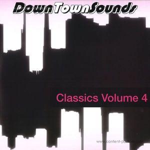 Various Artists - Downtown Sounds Classics Vol 4