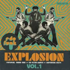 Various Artists - Edo Funk Explosion Vol. 1 (2LP + Booklet)