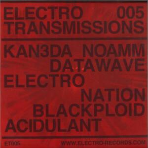 Various Artists - Electro Transmissions 005 - Sterilization Krew