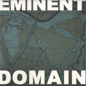 Various Artists - Eminent Domain (3LP + 7inch)