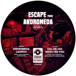 Various Artists - Escape from Andromeda