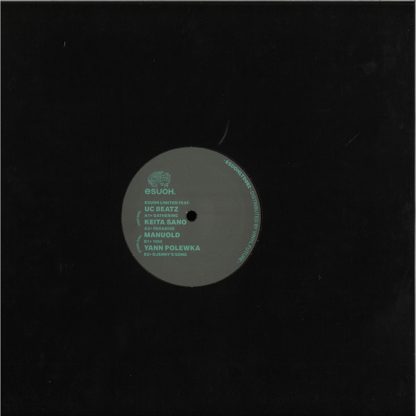 Various Artists - Esuoh Limited 002 (Back)