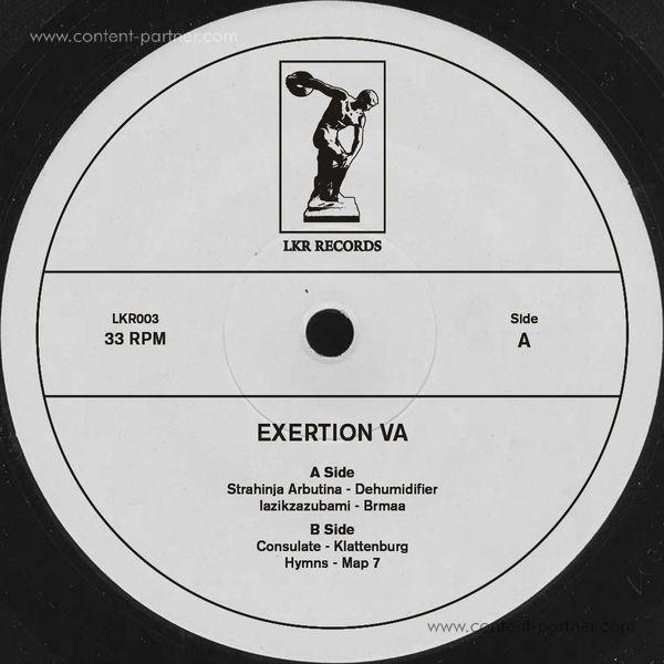 Various Artists - Exertion