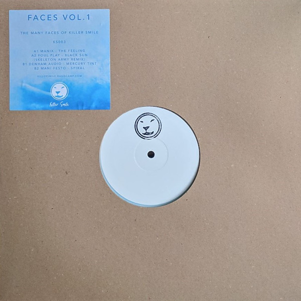 Various Artists - Faces Vol.1: The Many Faces of Killer Smile [marbl