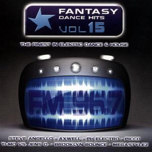 Various Artists - Fantasy Dance Hits Vol.15