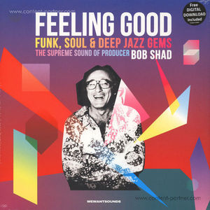 Various Artists - Feeling Good (2LP+MP3)