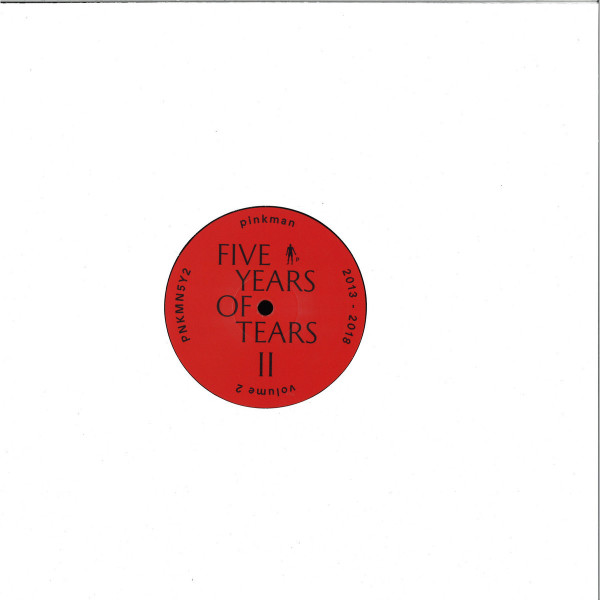 Various Artists - Five Years Of Tears Vol. 2 (Back)