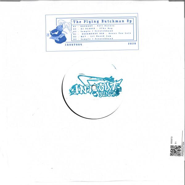Various Artists - Flying Dutchman EP