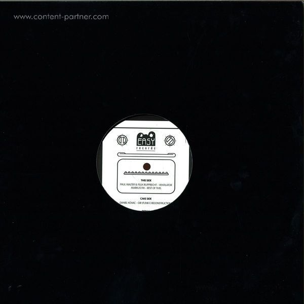 Various Artists - Fresh Air EP (Back)
