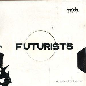 Various Artists - Futurists (2LP ltd. hand-numbered!)