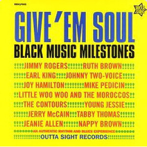 Various Artists - Give 'Em Soul Vol.2 (Yellow Edition)