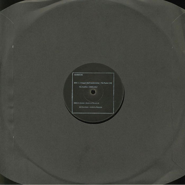Various Artists - HEARSE001 (Back)