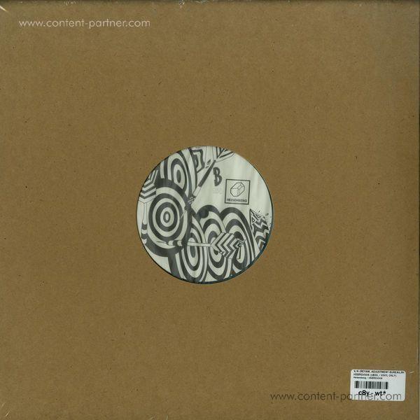 Various Artists - HSBRGV006 (Back)