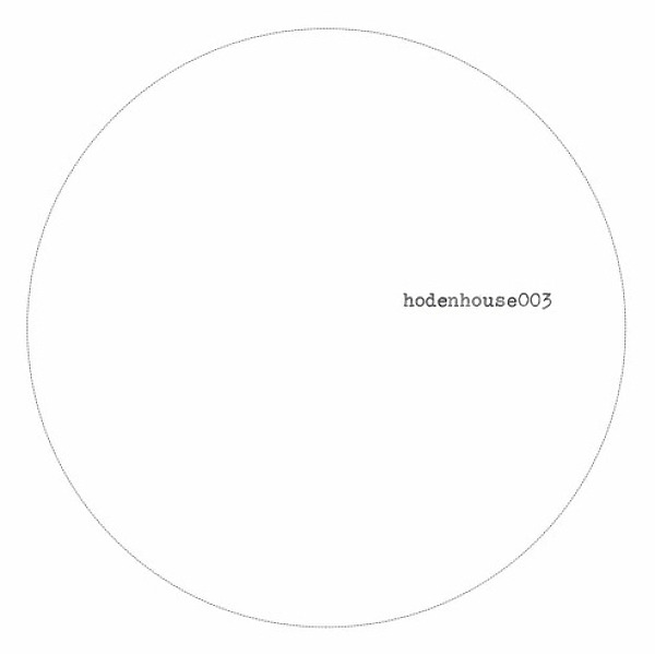 Various Artists - Hodenhouse 003 (Vinyl Only)