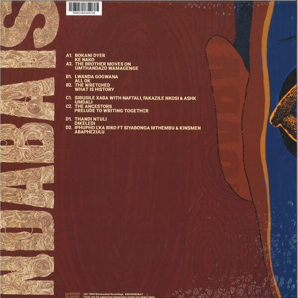 Various Artists - Indaba Is (Gatefold 2LP) (Back)