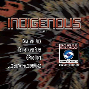 Various Artists - Indiginous EP