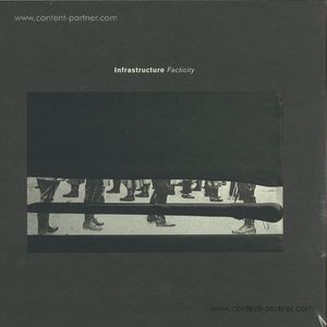 Various Artists - Infrastructure - Facticity (4x12'')