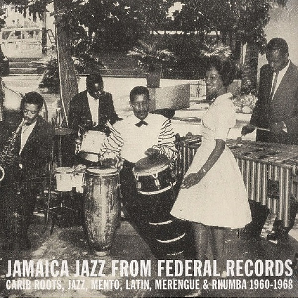 Various Artists - Jamaica Jazz from Federal Rec.(2LP)
