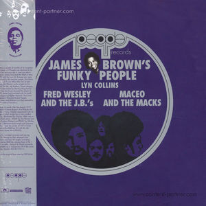 Various Artists - James Brown's Funky People (Part 1) (2LP)