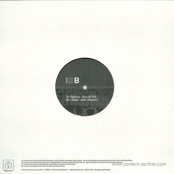 Various Artists - Junta Especial (Back)