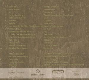Various Artists - Kampengrooves 10 - Loungin' At Redkliff (Back)