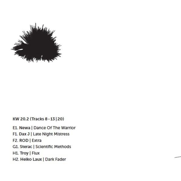 Various Artists - Klockworks 20.2 (Back)