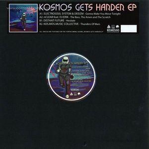Various Artists - Kosmos Gets Harder Album Sampler