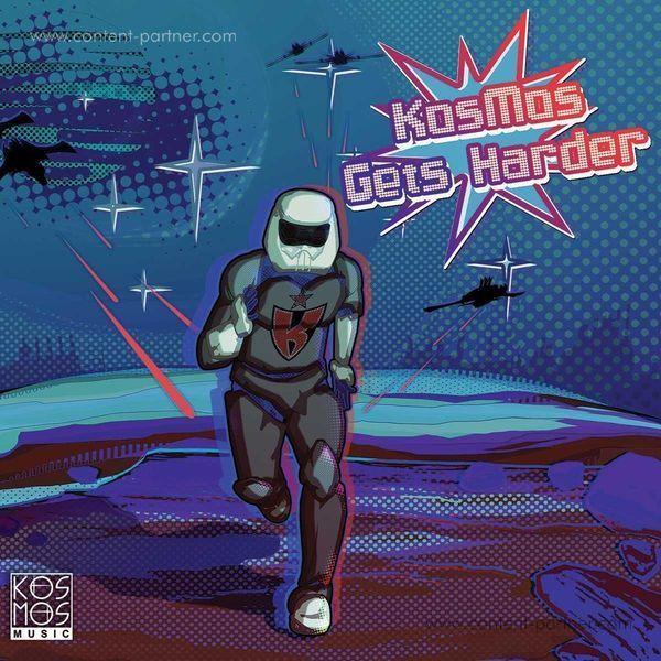 Various Artists - Kosmos Gets Harder (CD)