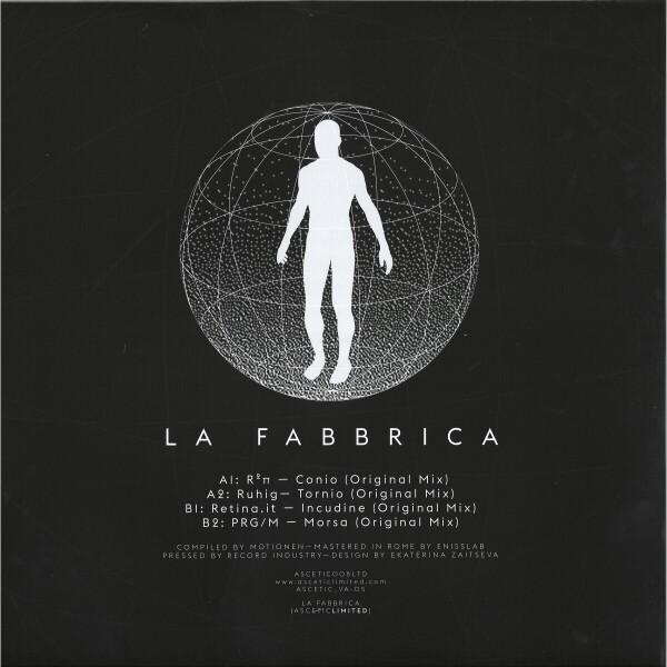 Various Artists - La Fabbrica [incl. poster]