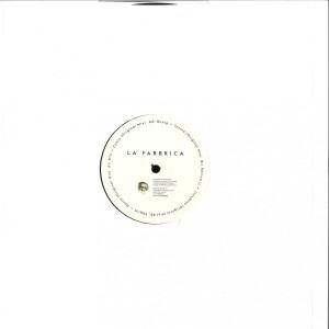 Various Artists - La Fabbrica [incl. poster] (Back)