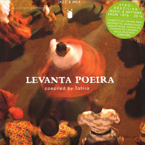 Various Artists - Levanta Poeira (Compiled by Tahira)