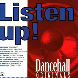 Various Artists - Listen Up - Dancehall