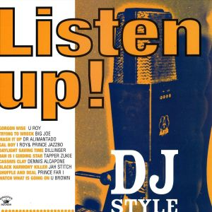 Various Artists - Listen Up! - Dj Style