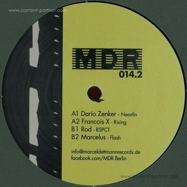 Various Artists - MDR 014.2 (Back in)