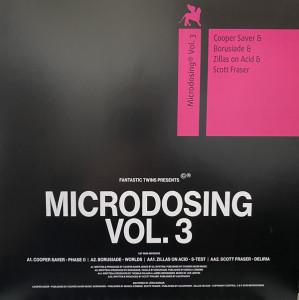 Various Artists - Microdosing, Vol. 3
