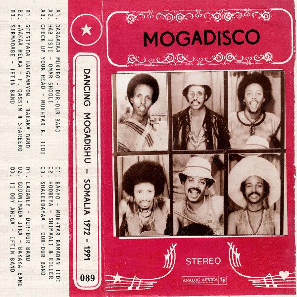 Various Artists - Mogadisco - Dancing in Mogadishu (Somalia 72-91)