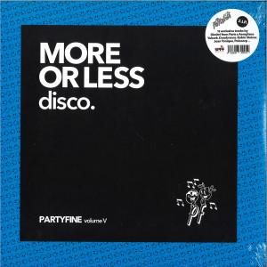 Various Artists - More or Less Disco - Partyfine Vol. V (2x12