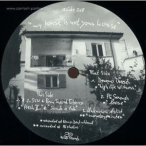 Various Artists - My house is not your house