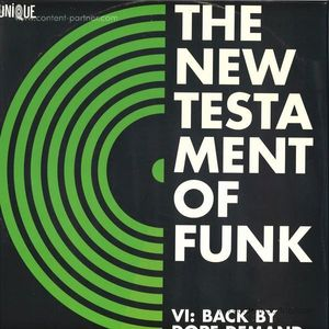Various Artists - New Testament Of Funk Vol.6