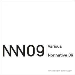 Various Artists - Nonnative 09 (Black vinyl)