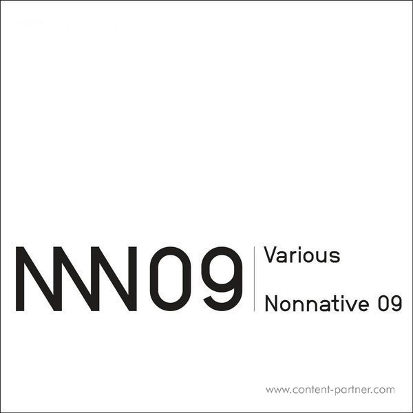Various Artists - Nonnative 09 (Black vinyl)