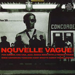 Various Artists - Nouvelle Vague (Part 2) (LP+MP3)