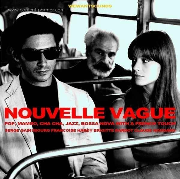 Various Artists - Nouvelle Vague (Back)