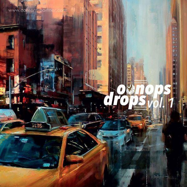 Various Artists - Oonops Drops Vol. 1 (2LP)