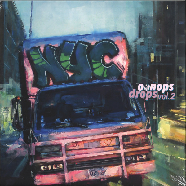 Various Artists - Oonops Drops Vol. 2 (2LP)