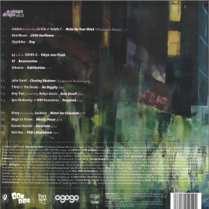 Various Artists - Oonops Drops Vol. 2 (2LP) (Back)